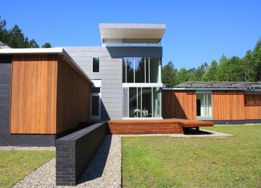 Tonic Design, North Carolina, GREENville, geothermal energy, renewable energy, passive design, solar power, green design, sustainable design, eco-design, daylighting