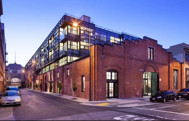 HKS Architects' Renovated Warehouse Earns San Francisco's First LEED for  Homes Mid-rise Gold Certification | Inhabitat - Green Design, Innovation,  ...
