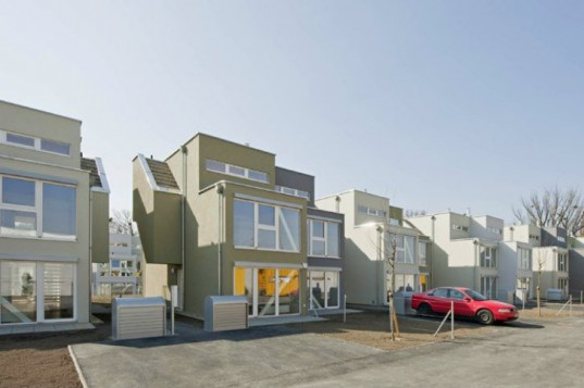 Haustrift, Superblock, vienna, affordable housing, sustainable housing, energy efficient housing