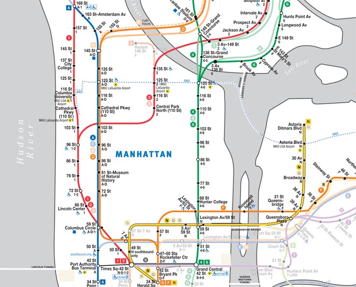 Mta Subway Map 7 Train.See Which Nyc Subway Lines Are Running Today