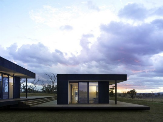 Kilmore House, Intermode, modular housing, australia, carr design, prefab housing, prefab