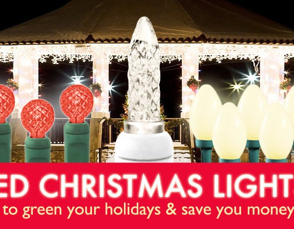 8 Festive Led Christmas Lights To Save You Energy Green Your Holidays