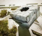 Matteo Cainer Architects' National Museum of Afghanistan is a 'Timeless Cube' of Sustainable Design for Kabul