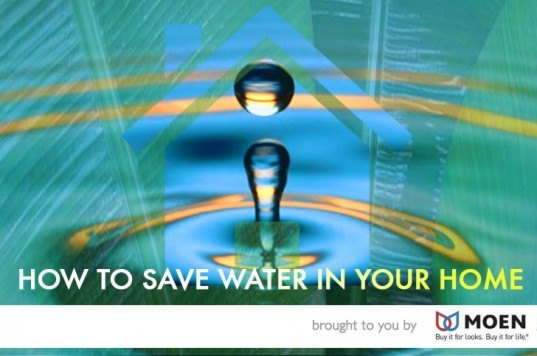 7 Easy Ways To Save Water in Your House, How to save water in your home, saving water, save water, water conservation, water savings, water conservation, green design, eco design, sustainable design, how to save water, world water crisis, water shortage, save water