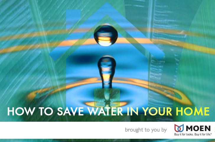7 easy ways to save water in your household inhabitat for Ways to save water at home