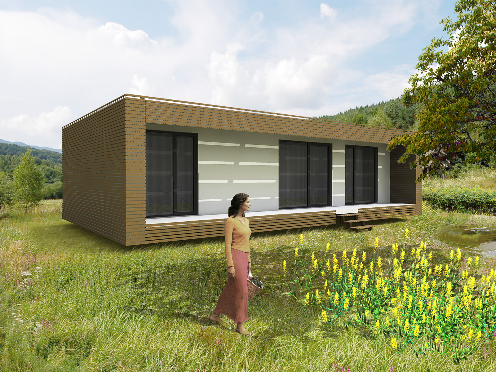 Cost Of Prefabricated Homes nest box fuses passivhaus and prefab for ultimate low cost housing