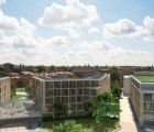 Rafael Viñoly's Green-Roofed Mathematical Institute at Oxford University Seeks BREEAM Excellent