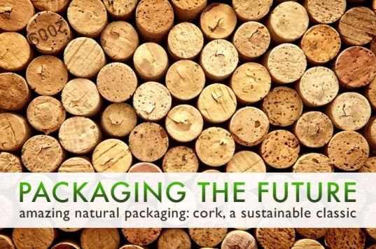 Packaging the Future, cork, sustainable materials, sustainable cork, cork floors, uses for cork, cork oak, cork material. cork textile, cork properties, benefits of cork, cork in building, cork in design,