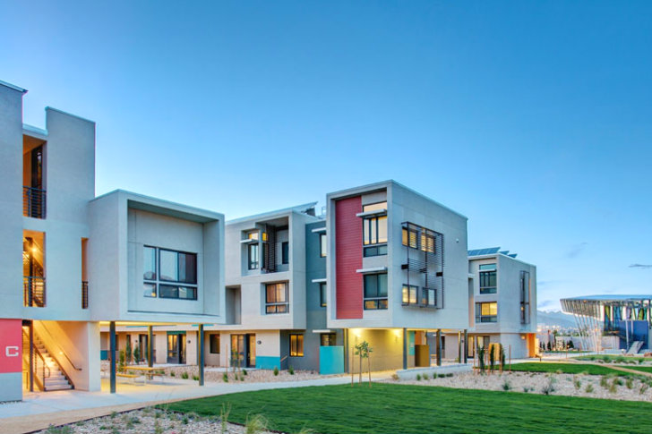 Paisano green community is the first net zero senior for How to build a retirement home