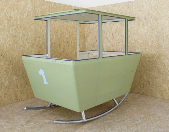 Adrien rovero, rock, mountain climers, recycled materials, sustainable deisgn, annik wetter, green furniture
