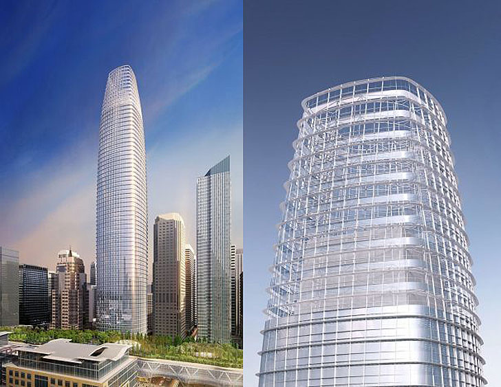 Transbay Tower San Francisco Approves The Tallest