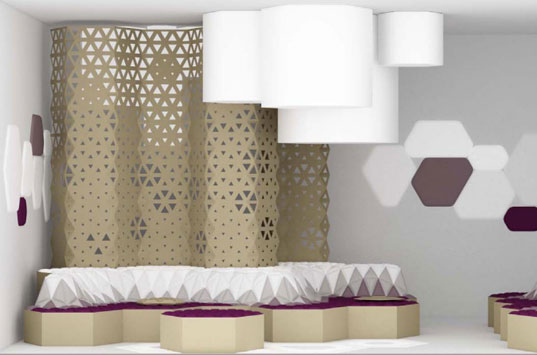 recycled paper furniture. SandPaper Is A Sylish Modular Sofa Made From Recycled Paper Corrugated Cardboard Furniture R