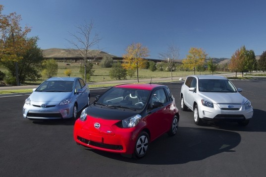 Toyota, Scion, Scion iQ, Scion iE EV, Scion electric car, Toyota electric car, lithium-ion battery, electric motor, green transportation