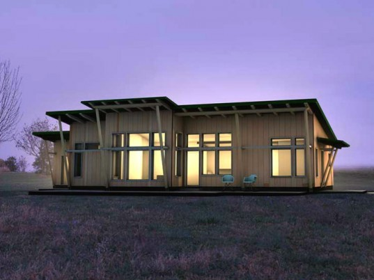 Unity Homes, Bensonwood, prefab home, precision built home, net zero home, passive house