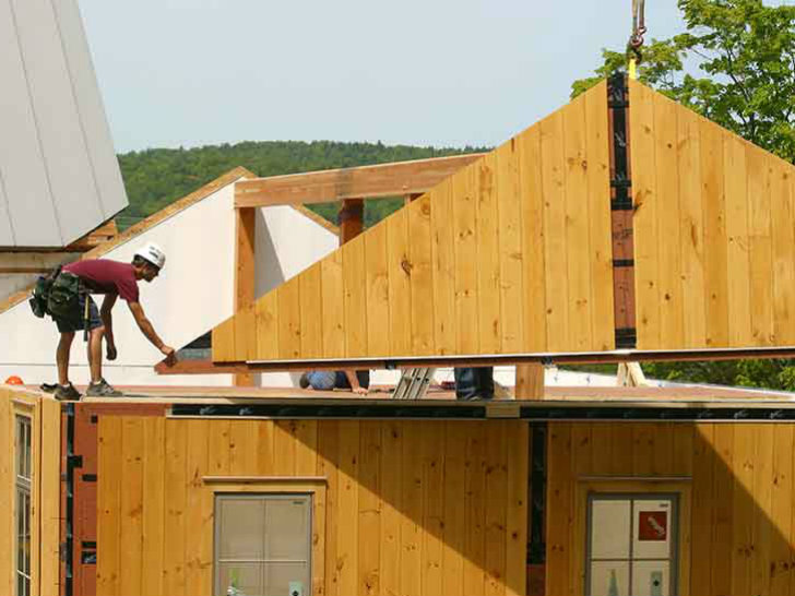 Prefab Unity Homes Capable of Achieving Net-Zero and Passive House