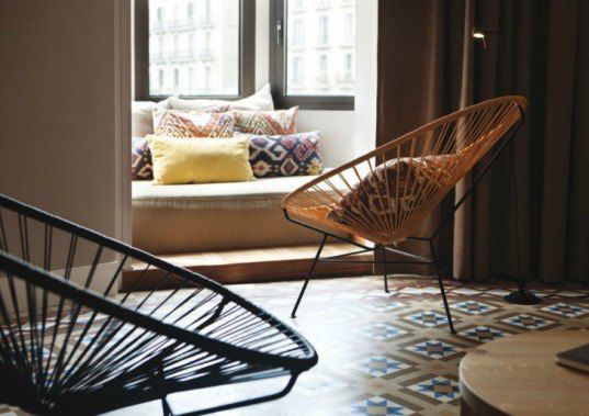 acapulco chair, the common project, sustainable furniture, green design, recycled materials