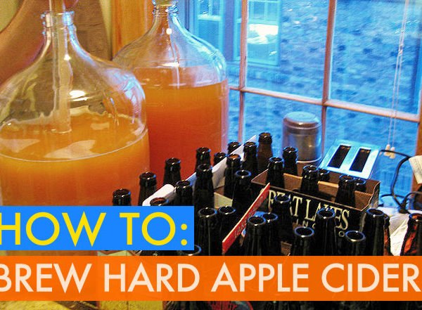 diy apple cider, diy hard cider, how to make apple cider, hard apple cider, apple wine, apfelwein, fall, autumn, cocktails, alcohol, fermenting, sustainable food, bottling, diy alcohol, spiced cider, diy spiced cider, brewing, homebrewing