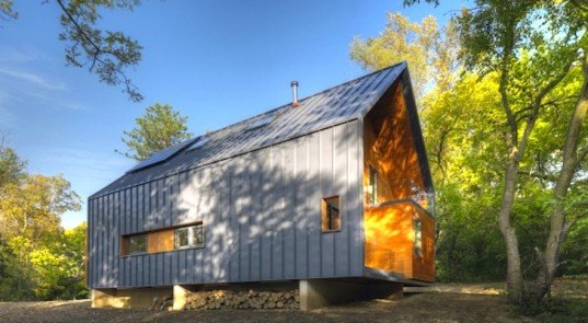 FSC-certified, Matchbox House, LEED Platinum, timber, recycled materials, energy efficiency, energy star appliances, low flow plumbing, indigenous species, green design, sustainable design, eco-design