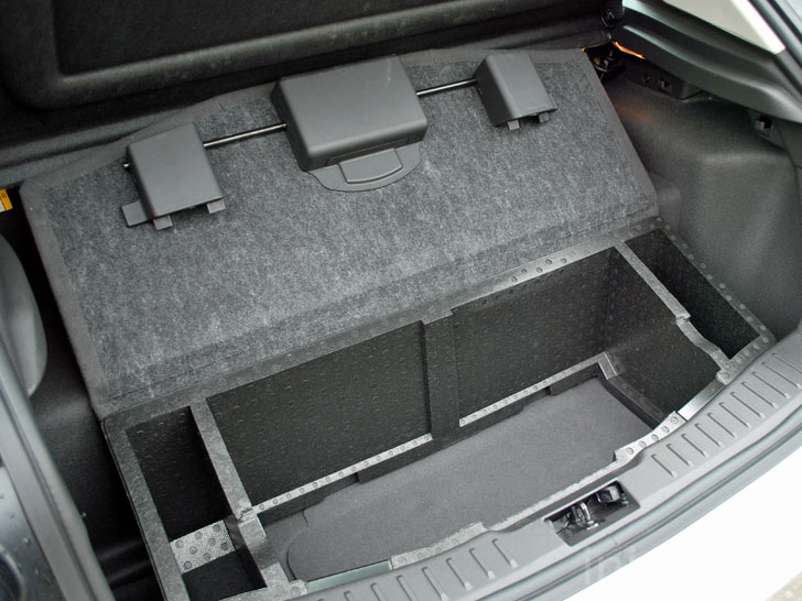 Ford Focus Electric Trunk « Inhabitat – Green Design, Innovation, Architecture, Green Building