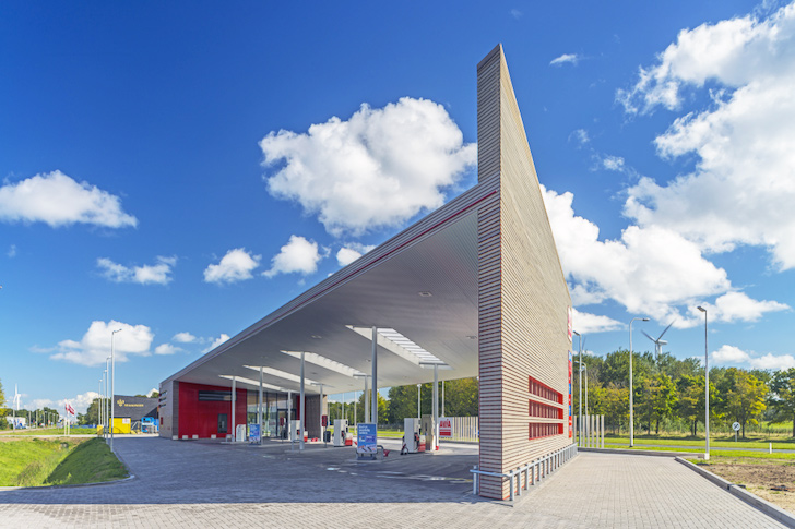 Knevel Architecture Unveils World S Most Sustainable Gas