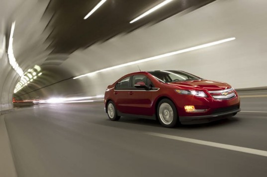 General Motors, Chevy, Chevy Volt, ABB, electric cars, green transportation, lithium ion battery, green car, Chevy EV