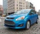 TEST DRIVE: 2013 Ford C-MAX Hybrid is the Perfect Green Family Car