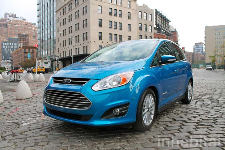 TEST DRIVE 2013 Ford C-MAX Hybrid is the Perfect Green Family Car | Inhabitat - Green Design Innovation Architecture Green Building & TEST DRIVE: 2013 Ford C-MAX Hybrid is the Perfect Green Family Car ... markmcfarlin.com