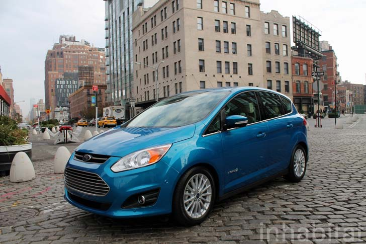 test drive 2013 ford c max hybrid is the perfect green family car inhabitat green design. Black Bedroom Furniture Sets. Home Design Ideas