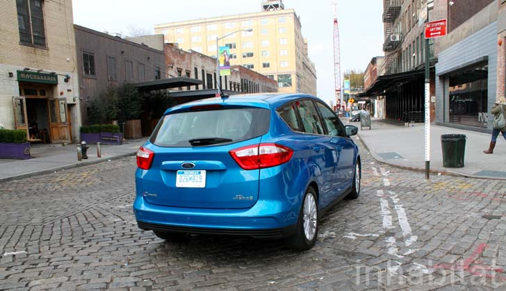 Design & TEST DRIVE: 2013 Ford C-MAX Hybrid is the Perfect Green Family Car ... markmcfarlin.com