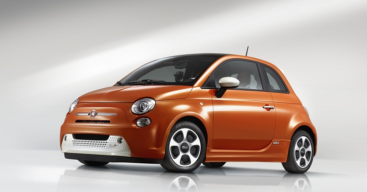 Fiat's 2013 500e Electric Car to Launch in California for as Low as