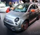 2013 Fiat 500e Electric Car Unveiled at the Los Angeles Auto Show!