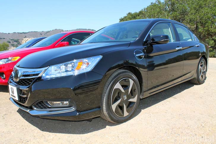 Honda Has Released Fuel Economy Ratings And Pricing For The All New 2014  Honda Accord Plug In Hybrid, Which Is Slated To Arrive In January.