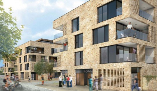 Alpine house expansive urban redevelopment in london set for Alpine house plans