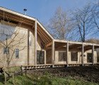 Caretaker's House is the World's First Green Timber Home Insulated to Passivehaus Standards