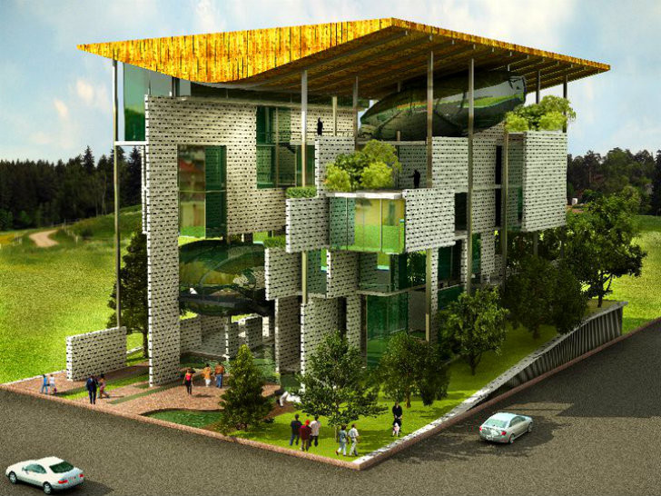 green home design. Green Office Design  Architecture Green Office Design D Lodzinfo Info