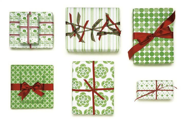 6 eco friendly gift wrap alternatives inhabitat green design reuseable gift bags negle Images