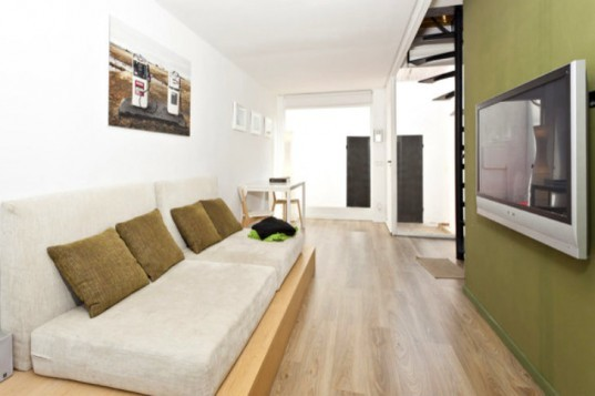 Fly House, Bed and Breakfast, Espai Fly, Mallorca, container house, cargotecture,
