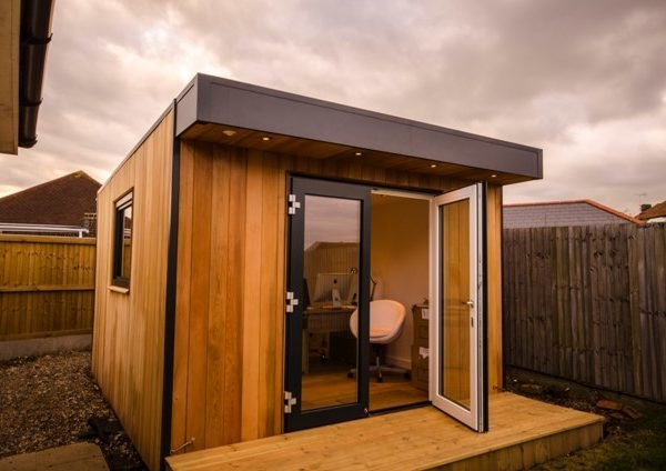 eDEN Garden Rooms are Energy-Efficient Structures for Your Back Yard ...