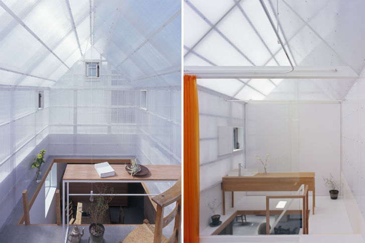 House In Yamasaki Is An Energy Efficient And Naturally