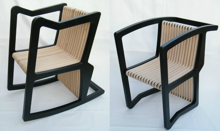 Design & Itay Kirshenbaumu0027s Transforming Chair is Four Seats in One ...