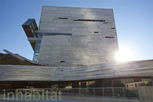 Perot Museum of Nature and Science, Thom Mayne, Morphosis Architects, Dallas