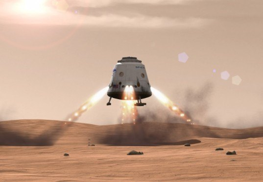 elon musk, spacex, martian colony, mars colony, dragon spacecraft, space colony