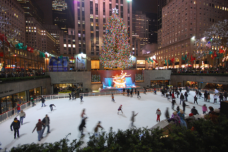 Design & This Yearu0027s Rockefeller Center Christmas Tree is Locally-Sourced ...