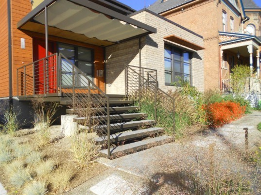 Ruby House, Brach Design Architecture, passive house, salt lake city, modern home, energy efficient home, dave brach