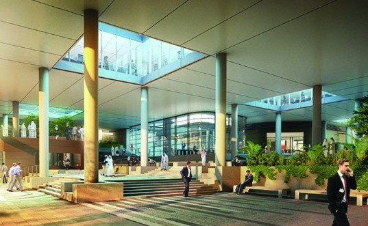 Siemens Headquarters Middle East, Masdar City, Abu Dhabi, LEED Platinum