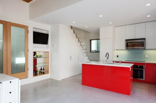 Vancouver Laneway House, Lanefab, laneway house, sip house, energy efficient house, small space living, ADU