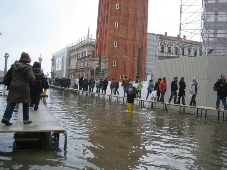 European Environment Agency Says Climate Change Is Already