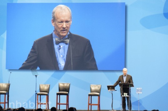 us greenbuild, greenbuild expo, usgbc, san francisco, sustainable building, william mcdonough