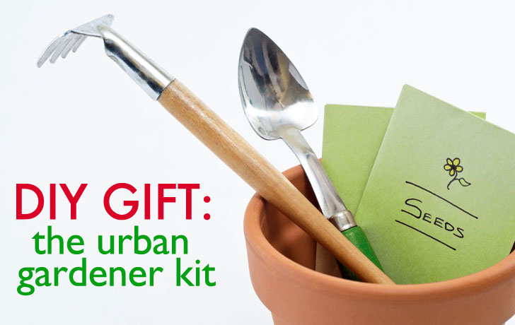 ... The Urban Gardener Kit. Design