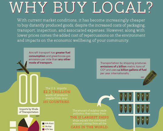 small business saturday, elocal, why buy local, infographic, sustainable design, green design, products, local, local food, local goods, local manufacturing, sustainable lifestyle